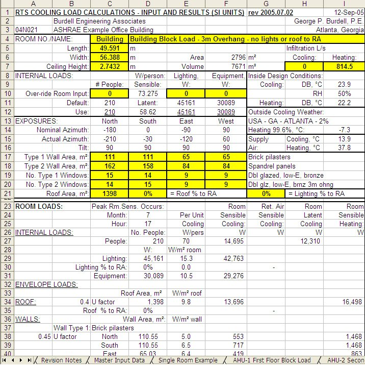 rts cooling load calculations input and results jpg cooling load