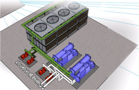 Taylor Engineering Chilled Water Plant Design